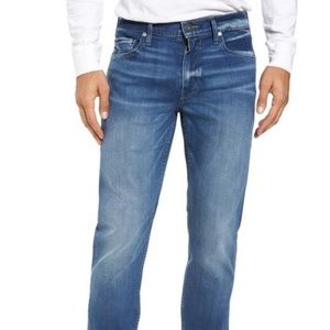 New PAIGE Transcend Lennox Slim Fit Jeans